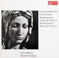 【長ステレオ】ゲヴァントハウス四重奏団のベートーヴェン/弦楽四重奏曲第5&6番 独ETERNA 3117 LP レコード