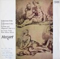 ズスケ&オルベルツのモーツァルト/ヴァイオリンソナタ(K378, K379)ほか 独ETERNA 3117 LP レコード