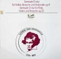 ドレスデン・カンマーゾリステンのベートーヴェン/弦楽三重奏の為のセレナード他  蘭eurodisc 3118 LP レコード