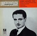 リパッティのバッハ/「主よ人の望みよ喜びを」ほか 独Columbia 3118 LP レコード