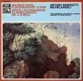 ミケランジェリのラヴェル/ピアノ協奏曲ほか  独EMI 3118 LP レコード