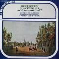 ギレリス&クリュイタンスのベートーヴェン/ピアノ協奏曲第3番 仏EMI 3118 LP レコード