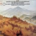 ゼルハイム兄弟のブラームス/チェロソナタ第1、2番 独CBS 3118 LP レコード