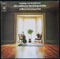 ジュリアード四重奏団のベートーヴェン/中期弦楽四重奏曲集 独CBS 3118 LP レコード