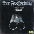 【未開封】 クライバーのウェーバー/「魔弾の射手」全曲 独DGG 3118 LP レコード
