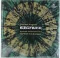 【未開封】 カラヤンのワーグナー/楽劇「ジークフリート」全曲 独DGG 3118 LP レコード