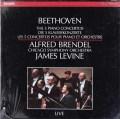 【未開封】 ブレンデル&レヴァインのベートーヴェン/ピアノ協奏曲全集 蘭PHILIPS 3118 LP レコード