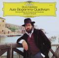 シノーポリのマデルナ/「アウラ」、「ビオグラマ」、「クヴァドリヴィウム」 独DGG 2899 LP レコード