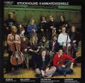 ストックホルム室内管弦楽団のルーマン、サッリネンらの室内楽作品集 独BIS 2899 LP レコード