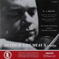 グリュミオー&パウムガルトナーのモーツァルト/ヴァイオリン協奏曲第1&7番 蘭PHILIPS 2899 LP レコード