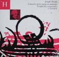 リストテンパルトのハイドン/オルガン協奏曲ほか 仏CF 2823 LP レコード