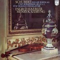 ヘブラー&シェリングのシューベルト/ヴァイオリンソナタ集 蘭PHILIPS 2829 LP レコード