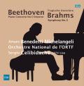 【LPレコード】 ミケランジェリ&チェリビダッケのベートーヴェン/ピアノ協奏曲第5番「皇帝」ほか 1974年 <完全限定生産> ALTLP117/118 2LP