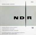 イッセルシュテットのR.シュトラウス/町人貴族ほか 独NDR  2926 LP レコード