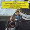 ミンツ&アバドのブラームス/ヴァイオリン協奏曲ほか 独DGG 3005 LP レコード