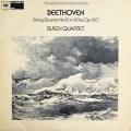 ブッシュ四重奏団のベートーヴェン/弦楽四重奏曲第13番 英CBS 2926 LP レコード