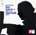 グールドのバッハ/パルティータ集 独CBS 3034 LP レコード