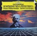 カラヤンのチャイコフスキー/交響曲第6番「悲愴」 独DGG 3005 LP レコード