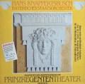 クナッパーツブッシュの「管弦楽小品集」 (非売品LP・ピクチャーレコード) 2932 LP レコード