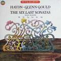 グールドのハイドン/ピアノソナタ集 蘭CBS 2926 LP レコード