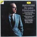 【未開封】 ポリーニのシューベルト/後期ピアノソナタ集 独DGG 3005 LP レコード