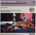 グリュミオー&ハイティンクのチャイコフスキー&メンデルスゾーン/ヴァイオリン協奏曲集  蘭PHILIPS 2926 LP レコード