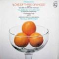 マリナーのプロコフィエフ/組曲「3つのオレンジへの恋」ほか 蘭PHILIPS 2926 LP レコード