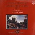 アーヨ&イ・ムジチのアルビノーニ/12の協奏曲集より 蘭PHILIPS 2926 LP レコード