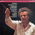 デイヴィスのシューベルト/交響曲第8(7)番「未完成」 蘭PHILIPS 2926 LP レコード
