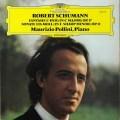ポリーニのシューマン/ピアノソナタ第1番ほか 独DGG  2702 LP レコード