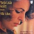 ゴドイのヴィラ=ロボス/ブラジル風バッハ第5番ほか ブラジルPHILIPS 2926 LP レコード