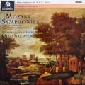 クレンペラーのモーツァルト/交響曲第40&41番「ジュピター」 英Columbia 3005 LP レコード