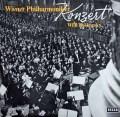 ボスコフスキーのウィーン・フィル・コンサート(J.シュトラウス集) 独DECCA 2926 LP レコード