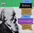 【オリジナル盤】フルトヴェングラーのブラームス/交響曲第4番 独EMI 2908 LP レコード