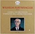 フルトヴェングラーのベートーヴェン/交響曲第4番ほか 独HELIODOR 3031 LP レコード