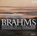 コンヴィチュニーのブラームス/交響曲第1番 独eurodisc 3031 LP レコード
