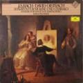 オイストラフのバッハ/ヴァイオリンソナタ集 独DGG  2702 LP レコード