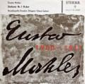 スウィトナーのマーラー/交響曲第1番「巨人」 独ETERNA モノラル 2932 LP レコード