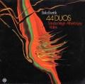 ヴェーグ&リジーのバルトーク/二重奏曲 独TELEFUNKEN 3031 LP レコード