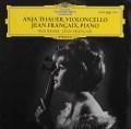 【オリジナル盤】タウアー&フランセのレーガー/無伴奏チェロ組曲第3番ほか 独DGG 2926 LP レコード