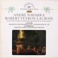 ナヴァラ&リステンパルトのハイドン/チェロ協奏曲第2番ほか 仏ERATO  2616 LP レコード