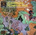 アンセルメのリムスキー=コルサコフ/シェヘラザードほか 独DECCA 2930 LP レコード