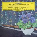 トリップ、トレチェック&ベームのモーツァルト/協奏曲集 独DGG 2926 LP レコード