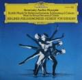 カラヤンのストラヴィンスキー/「ミューズを率いるアポロ」ほか 独DGG   2926 LP レコード