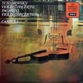 カンポリ&アルヘンタのチャイコフスキー/ヴァイオリン協奏曲ほか 英DECCA 2932 LP レコード