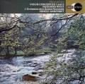 リッチ&アンセルメのプロコフィエフ/ヴァイオリン協奏曲第1&2番 英DECCA 2930 LP レコード