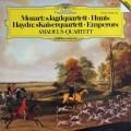 アマデウス四重奏団のハイドン/「皇帝」&モーツァルト/「狩」 独DGG 2926 LP レコード