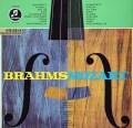 ゴイザー、ニコレ&ドロルツ四重奏団のブラームス&モーツァルト/室内楽曲集 独Columbia 3034 LP レコード