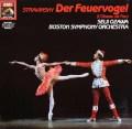 小澤のストラヴィンスキー/「火の鳥」 独EMI 3031 LP レコード