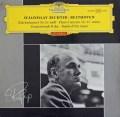 【赤ステレオ】リヒテル&ザンデルリンクのベートーヴェン/ピアノ協奏曲第3番ほか 独DGG 2832 LP レコード